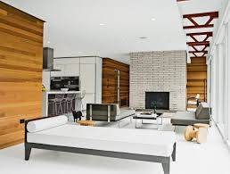mid century modern living roomth fireplace images design ideas for