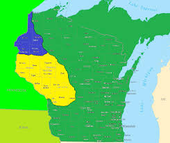 Wisconsin Election Map by Map Thread Xiv Page 290 Alternate History Discussion