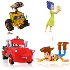 pixar post products inside out wall e cars ornaments