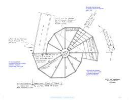 Treehouse Floor Plan Tree House Floor Plans Treehouse House Plans 51118