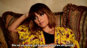 Yellow Raincoat Girl Meme - 17 things about texting your friends about text conversations with