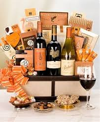 engagement gift baskets why wine gift baskets 4 reasons they re a to give