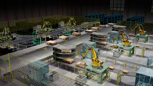 layout design industrial engineering feige filling autodesk factory design suite increases competitive