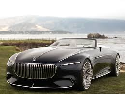 maybach mercedes study of an ultra stylish luxury class cabriolet a revelation of