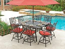 Counter Height Patio Chairs Ideas Bar Height Patio Table And Chairs For 69 Bar Height Garden