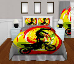 childrens motocross bikes for sale motocross duvet cover motocross kids bedding motocross bedding