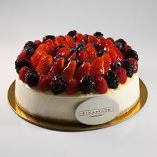 Cheesecake Decoration Fruit French Pastry Nyc Financier Patisserie Cakes Specialty Cakes