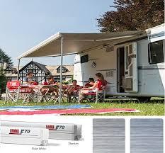 New Caravan Awnings Fiamma F70 400 U0026 450 Caravan Motorhome Awning Caravan Motorhome