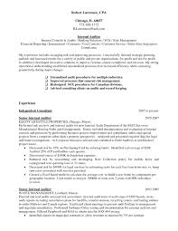 Cost Accounting Resume Pretentious Design Ideas Internal Resume Template 12 Resume