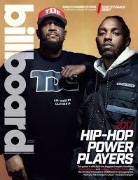 kendrick lamar u0026 top dawg cover billboard magazine hiphop n more