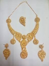 new gold set new necklace design set at rs 900 set gold forming