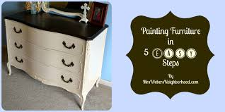 Diy Bedroom Sets My 350 Bedroom Set Painting Furniture In 5 Easy Steps Mrs
