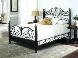 black metal bed frames black metal canopy bed frame queen u2013 feei