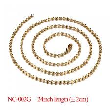 chain necklace diy images Diy chain necklace stainless steel women men jewelry snake round jpg