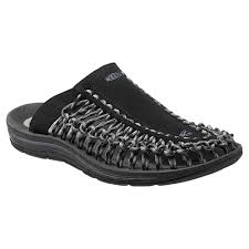 simple store mens water sandals black gargoyle keen uneek slide