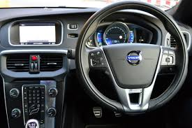 volvo hatchback interior volvo v40 t3 r design review drivingtalk