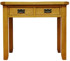 writing desk with drawers desks stanton rustic oak writing deskstanton rustic oak writing