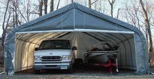 2 car garage shelter instant 2 car garage 22 x 24 x 12