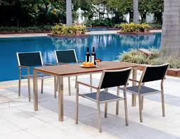 Stainless Steel Patio Table The 7 Most Durable Outdoor Furniture Frames