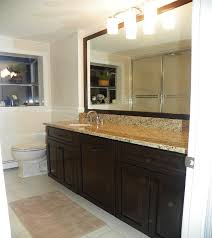 Reface Bathroom Cabinets by Refinishing Your Bathroom Vanity Cabinets Bathroom Design Ideas 2017