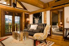 deer decor for home mountain modern living room grace home design rustic livi on cool