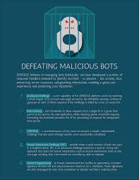 Challenge Rate Effectively Combatting Malicious Bots In 2017