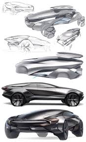 exclusive future car rendering 2016 132 best concept car sketches renders images on pinterest