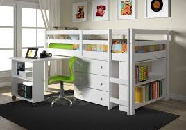 Computer Desk With Bookcase by Ava Kid U0027s Furniture Set With Twin Loft Bed Desk Dresser U0026 Bookcase I
