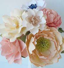 Handmade Flowers Paper - 366 best paper flowers images on pinterest paper flowers