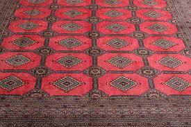 bukhara tappeto tappeto bukhara jaldar da pakistan 260 x 250 cm tappeti