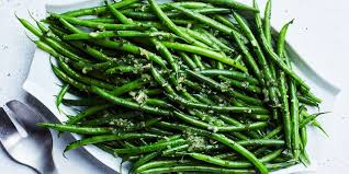 cuisine haricots verts haricots verts thin green beans with herb butter recipe