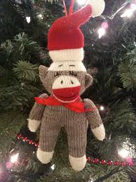 sock monkey ornament archives this beautiful day