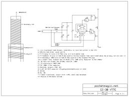 tesla coil vacuum tube tesla coil vttc using russian gi 30 u2013 pocketmagic