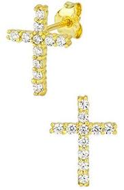 gold plated earrings for sensitive ears ginasy silver plated turquoise stud earrings earrings