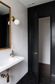 How To Clean Black Tiles Bathroom Best 25 Tile Around Mirror Ideas On Pinterest Tropical Bathroom