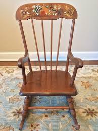 Designer Wooden Rocking Chairs Sweet Rocking Chair Hazel Mae Home