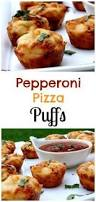 the 25 best pepperoni pizza puffs ideas on pinterest pepperoni