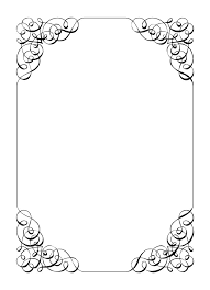 free table number templates classic clipart invitation design pencil and in color classic