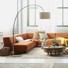 west elm arc l tillary 8 piece sectional west elm