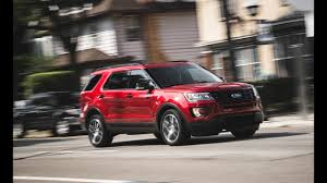 2016 ford explorer sport review test driver and manual performance