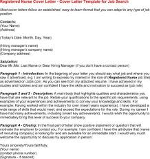 part time nurse cover letter