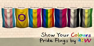 Aromantic Flag Show Your Colours Pride Flags Two Fingers Whiskey