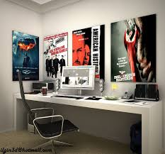 bedroom cool home office with desks for teenage bedrooms and