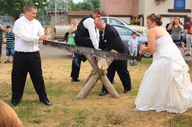 the most common tradition and customs in german wedding