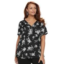 apt 9 clothing apt 9 plus size clothing kohl s
