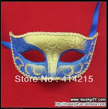 masquerade masks wholesale aliexpress buy new arrival free shipping blue and gold