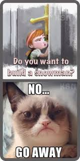 Funny Frozen Memes - funniest frozen quotes memes grumpy cat nice and funny frozen