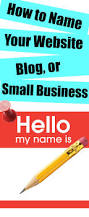 how to name your website or small business the cards we drew