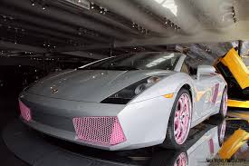 cars lamborghini pink the pink lamborghini teamspeed com