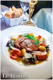 les fran軋is et la cuisine 食在巴黎 le réminet 超完美地窖私廚 城市 食畫誌